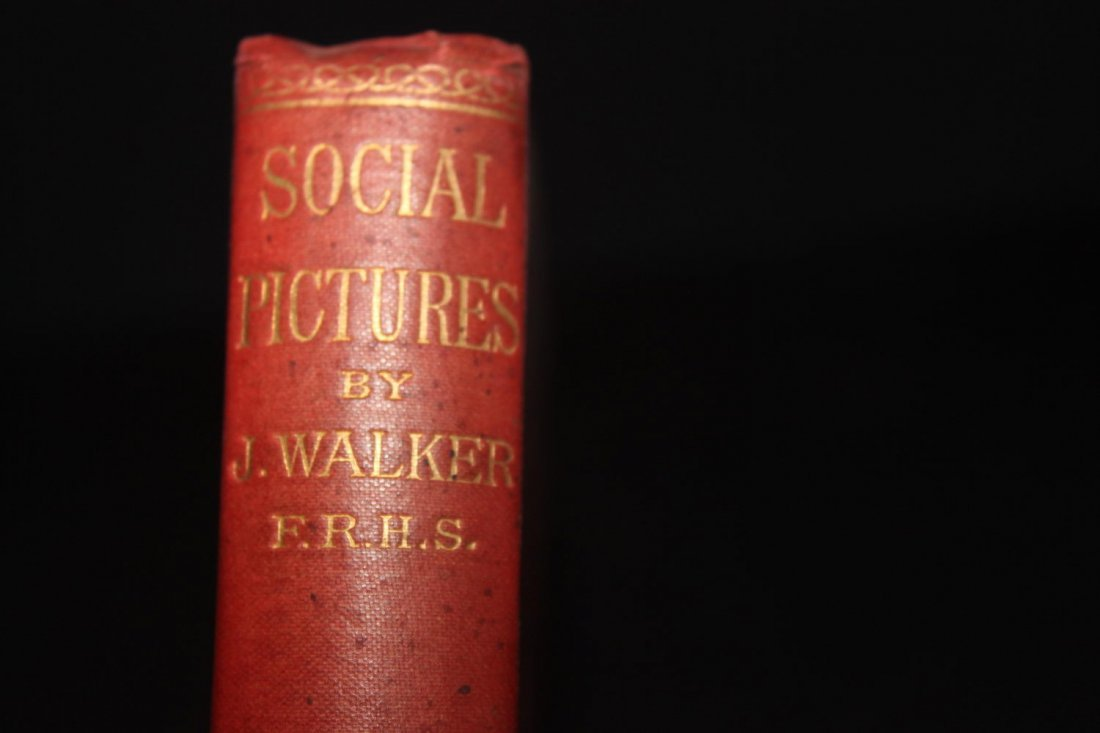 SOCIAL PICTURES BY J. WALKER FRHS STORIES OF THE - 3