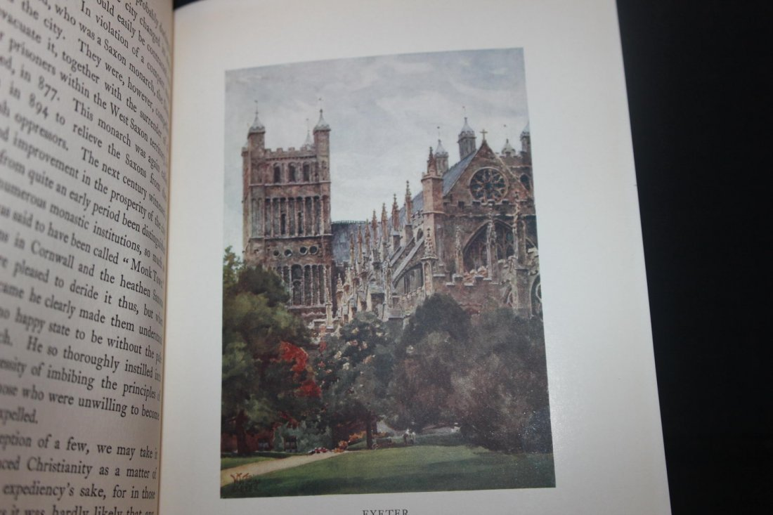 CATHEDRAL CITIES OF ENGLAND PUBLISHED 1905 WITH SEVERAL - 2