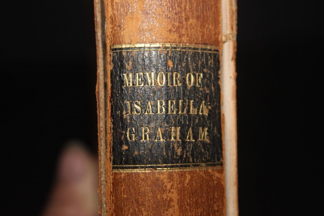 THE POWER OF FAITH LIFE AND WRITINGS MRS. ISABEL GRAHAM - 2