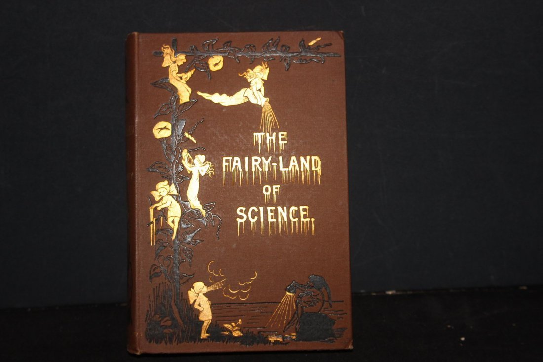 FIRST EDITION FAIRYLAND OF SCIENCE WRITTEN BY ARABELLA