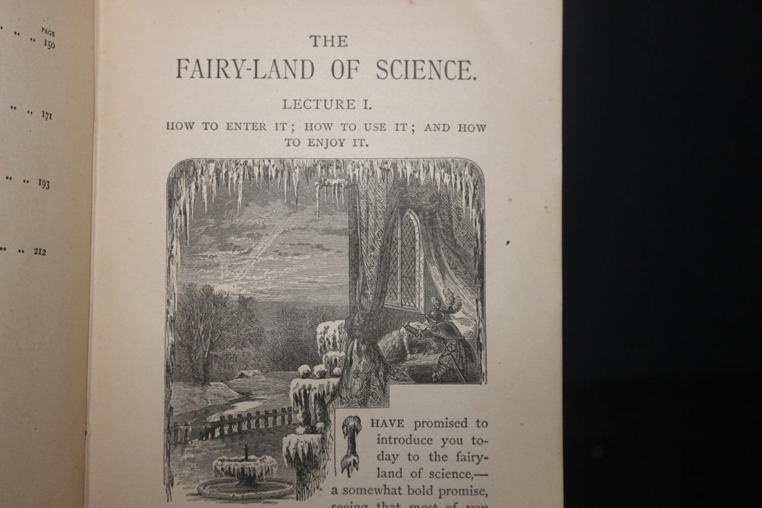 FIRST EDITION FAIRYLAND OF SCIENCE WRITTEN BY ARABELLA - 4