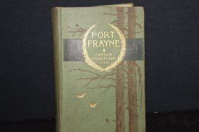 The Story Of Fort Frayne By Capt. Charles King