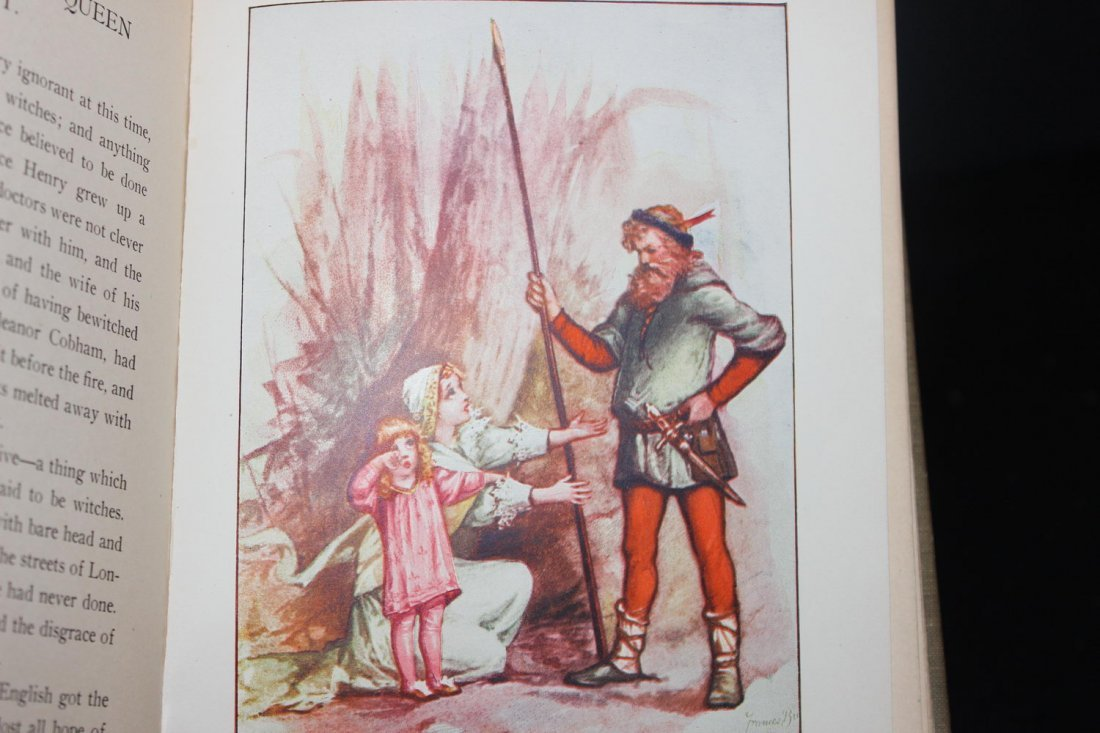 ROYAL CHILDREN OF ENGLISH HISTORY VERY GOOD CONDITION - 6