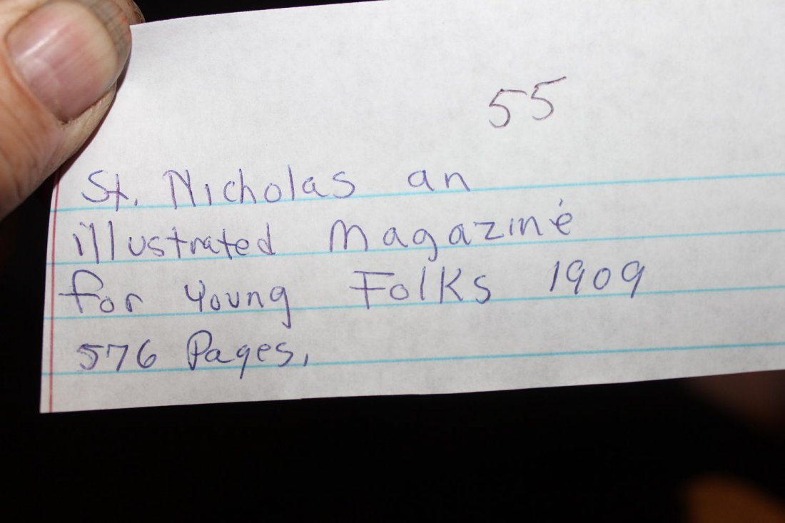 ST. NICHOLAS AN ILLUSTRATED MAGAZINE FOR YOUNG FOLKS - 10