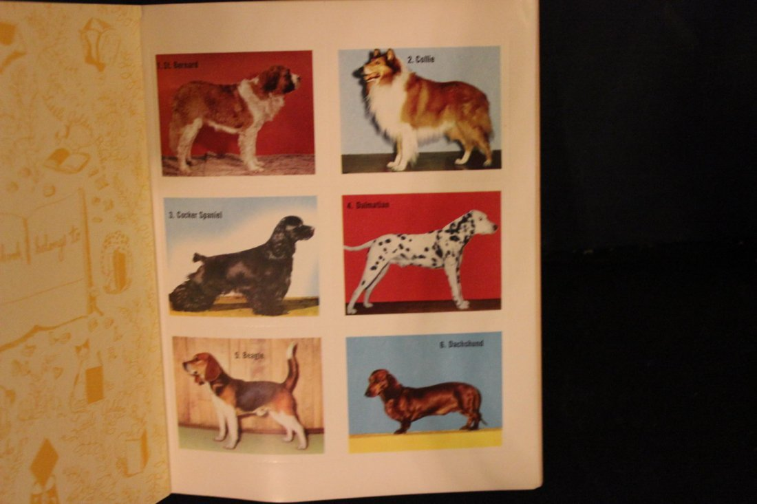 UNUSED AND COMPLETE DAVY CROCKETT STAMP BOOK NEAR MINT - 3