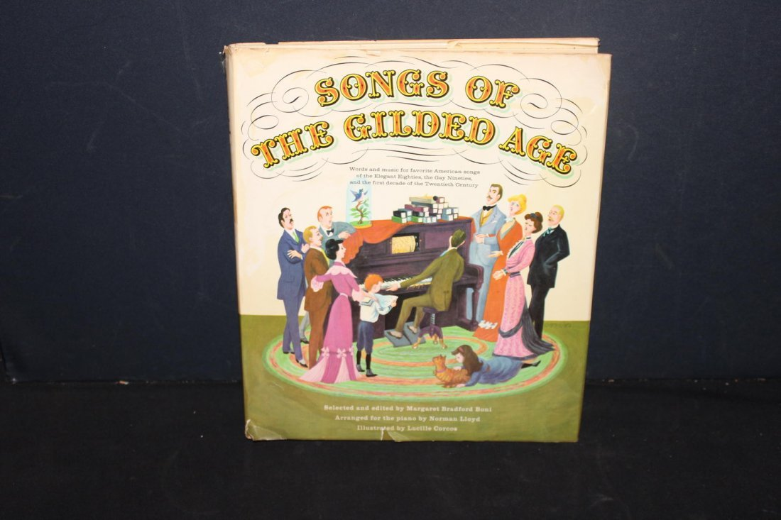 SONGS OF THE GILDED AGE ALL THE GREAT SONGS OF THE 80S