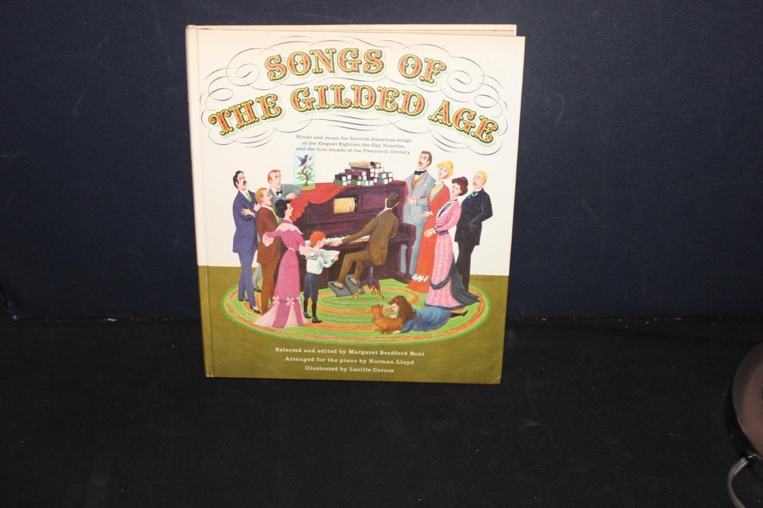 SONGS OF THE GILDED AGE ALL THE GREAT SONGS OF THE 80S - 3