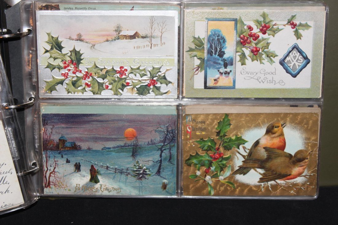 89 GREAT POSTCARDS IN EXCELLENT CONDITION VERY COLORFUL - 10