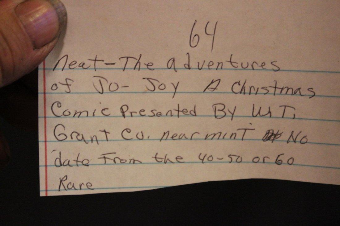 NEAT THE ADVENTURES OF JO JOY A CHRISTMAS COMIC - 6