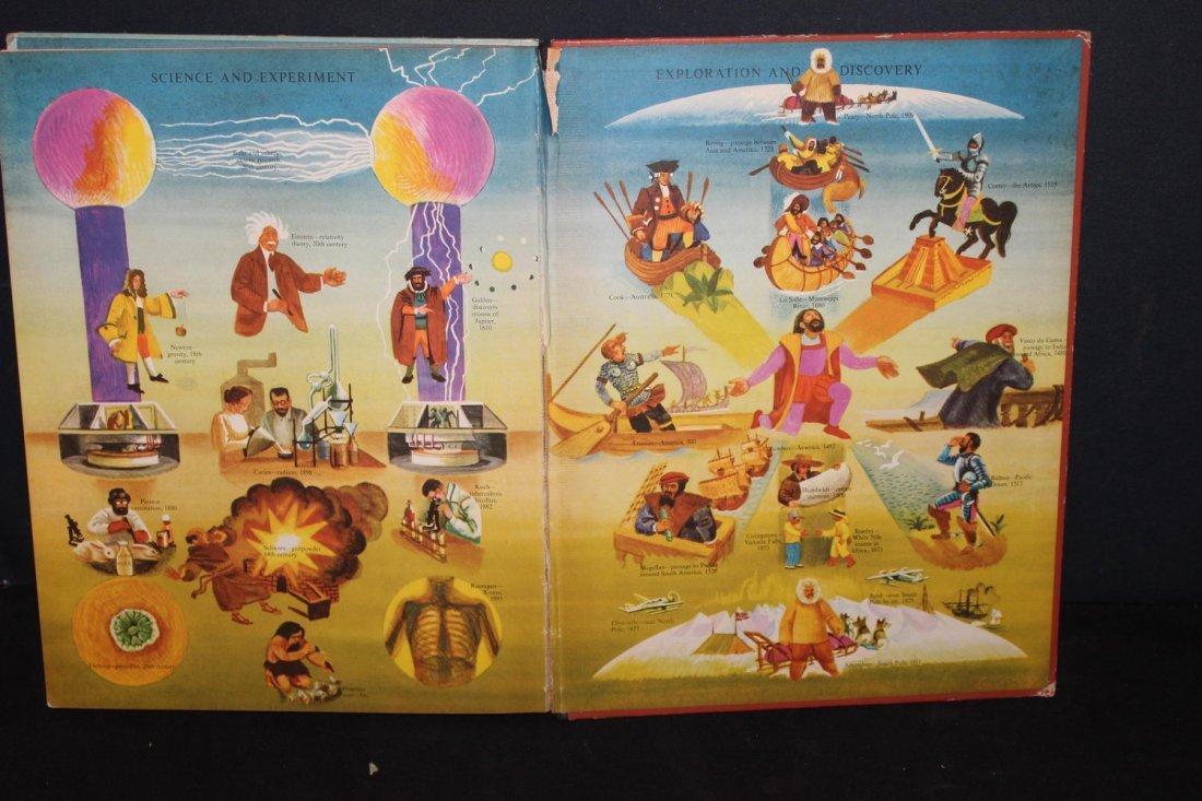 2 NICE CHILDREN'S BOOKS THE GOLDEN BOOK ALMANAC AND - 3