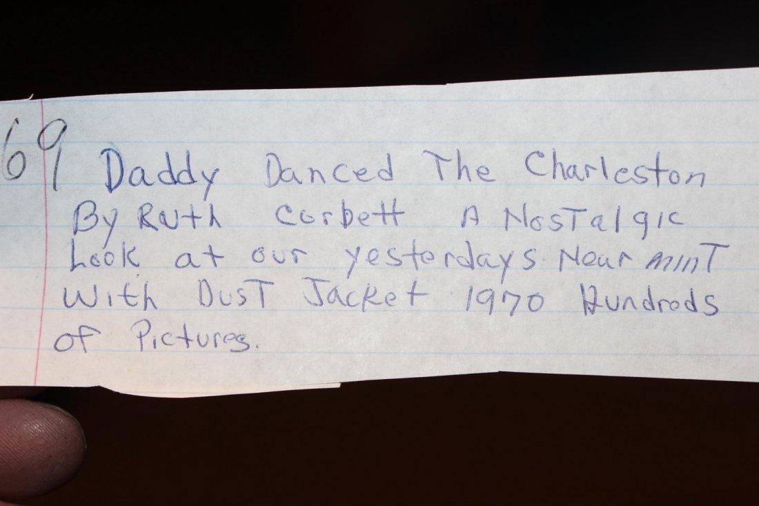 DADDY DANCED THE CHARLESTON BY RUTH CORBETT A NOSTALGIC - 5