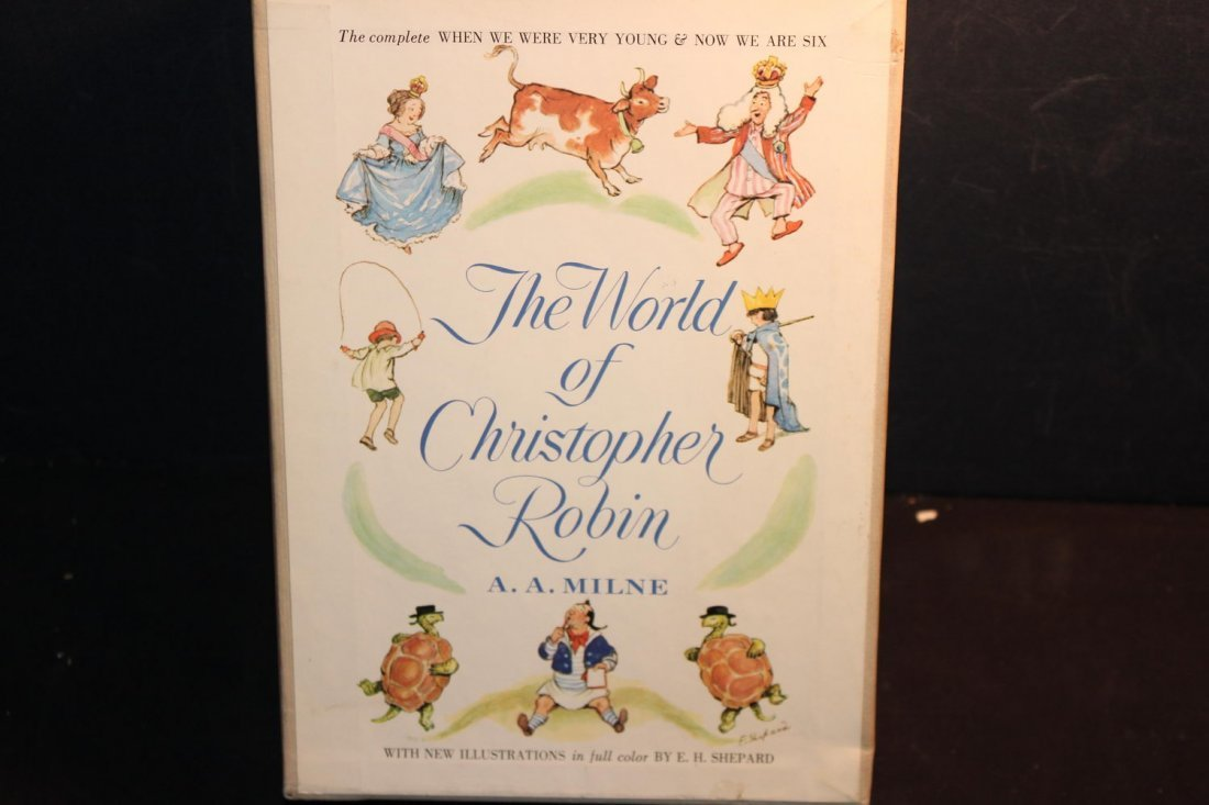 2 SUPER LIKE NEW CONDITION THE WORLD OF POOH WORLD OF - 10