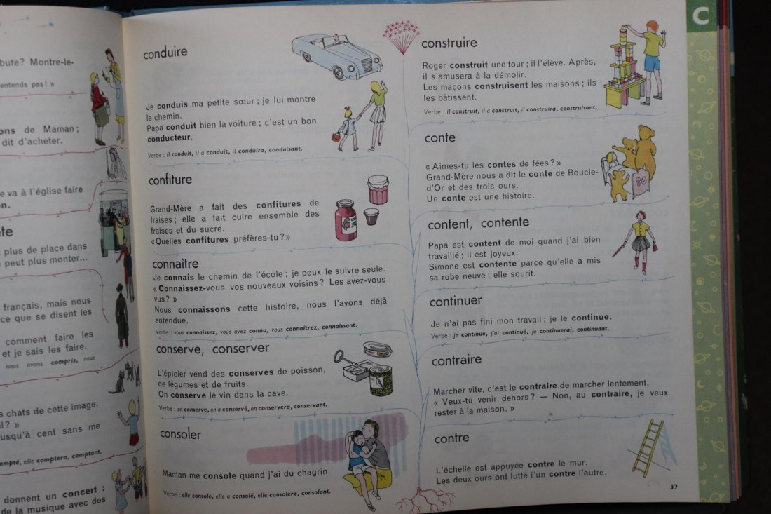 ANOTHER FRENCH BOOK MON PREMIER LAROUSE EN COULEURS - 3