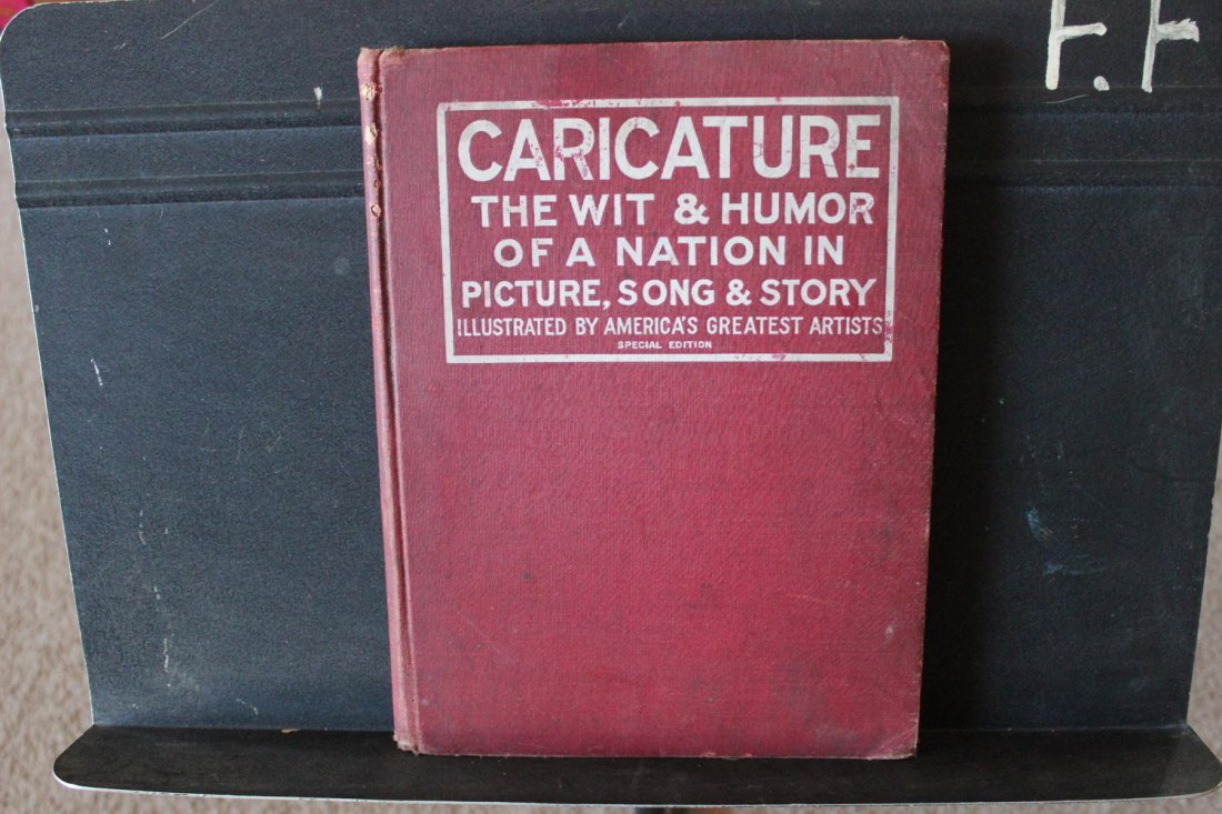 CARICATURE THE WITH AND HUMOR OF A NATION PICTURES SONG