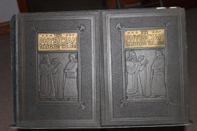 The Physician Throughout The Ages In Two-volume Set