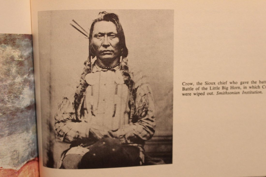 FULLY ILLUSTRATED HISTORY OF AMERICAN INDIANS BY OLIVER - 3