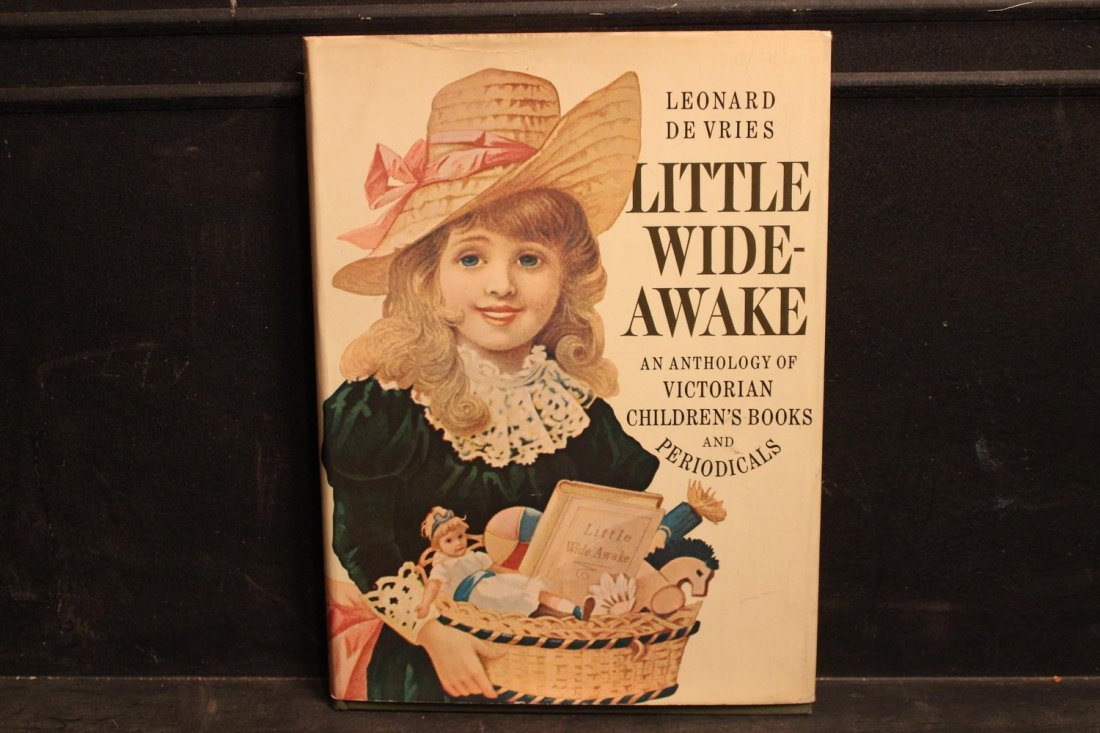 GREAT BOOK FOR CHILDREN LITTLE WIDE AWAKE FULL OF