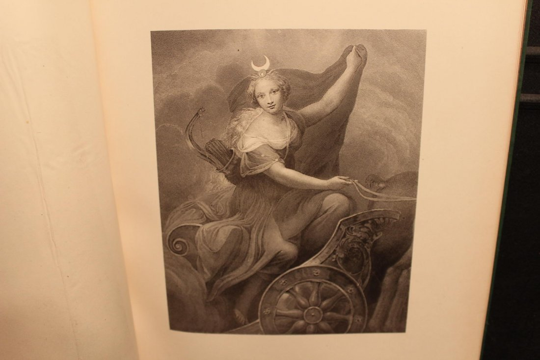 TOSCHIS ENGRAVINGS FROM CORREGGIO FIRST EDITION - 3
