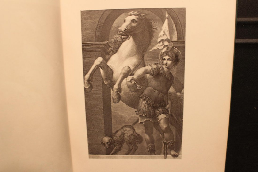 TOSCHIS ENGRAVINGS FROM CORREGGIO FIRST EDITION - 4