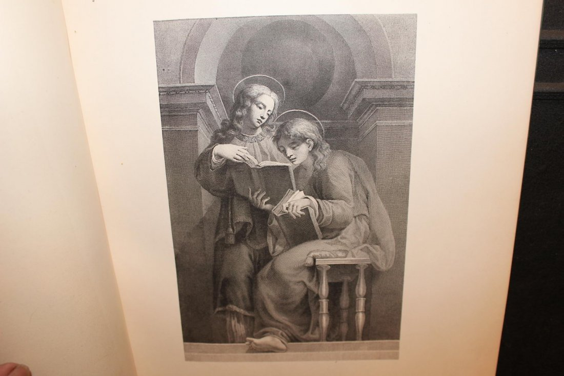 TOSCHIS ENGRAVINGS FROM CORREGGIO FIRST EDITION - 5