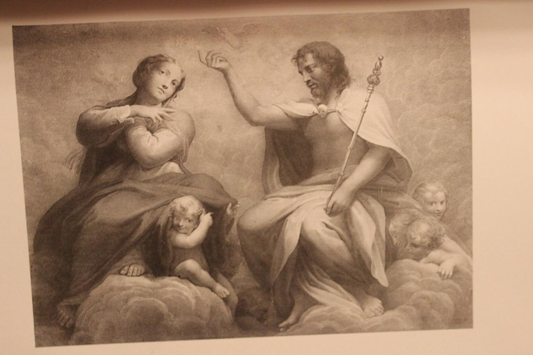 TOSCHIS ENGRAVINGS FROM CORREGGIO FIRST EDITION - 7