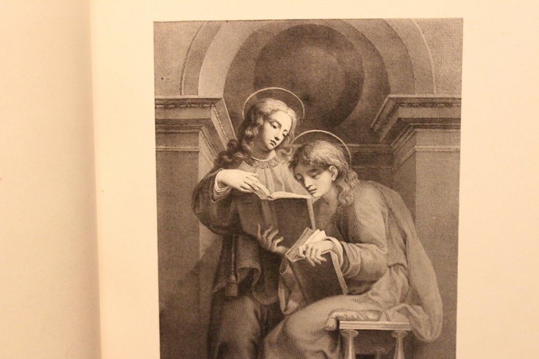 TOSCHIS ENGRAVINGS FROM CORREGGIO FIRST EDITION - 9