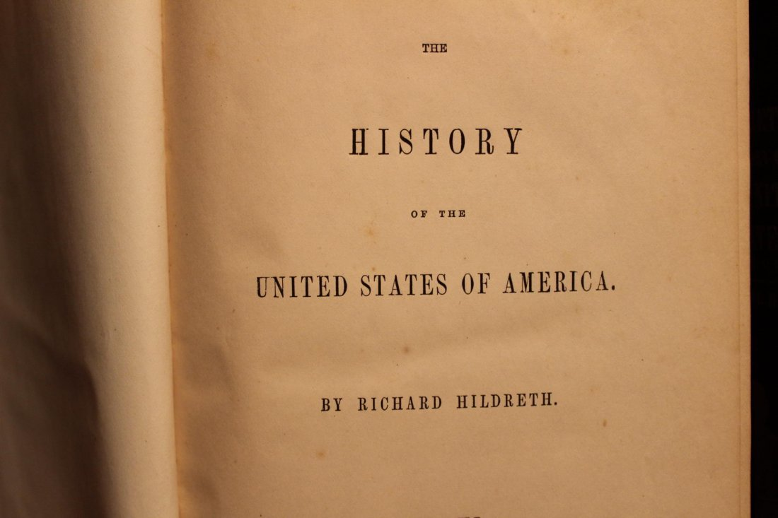3 VOLUME SET OF THE STREET OF THE UNITED STATES FROM - 2