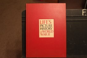 Life's Picture History Of World War Ii
