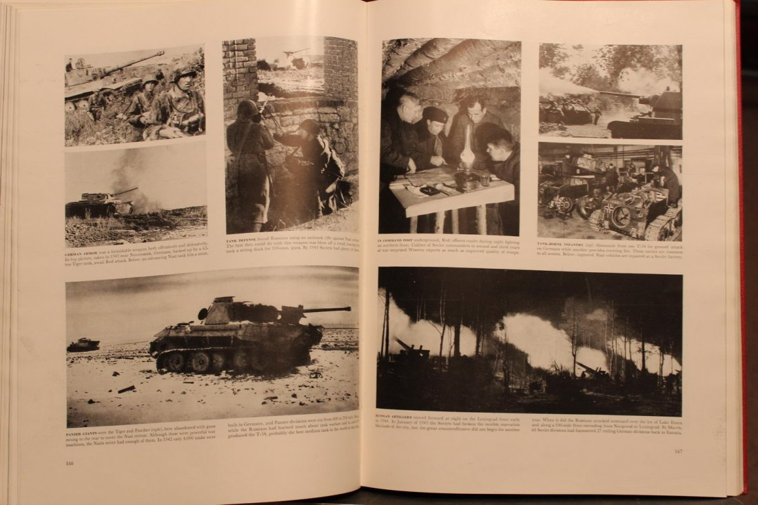 LIFE'S PICTURE HISTORY OF WORLD WAR II - 7