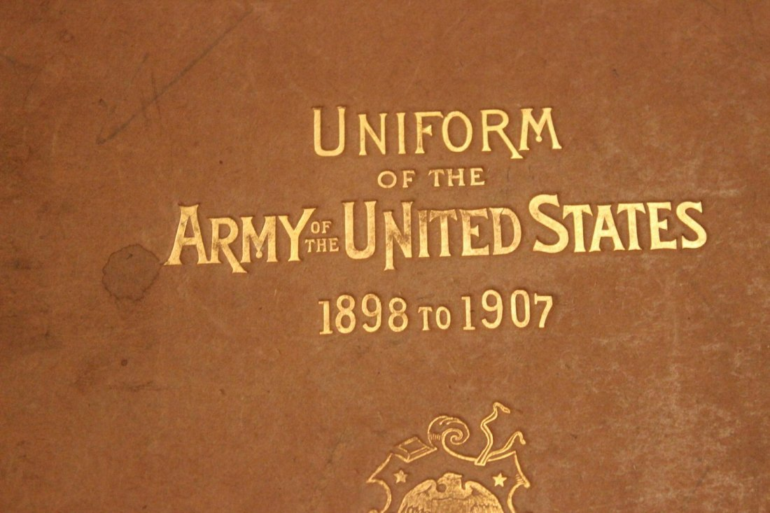 ANOTHER GREAT PORTFOLIO OF 12 AMAZING UNIFORMS OF THE