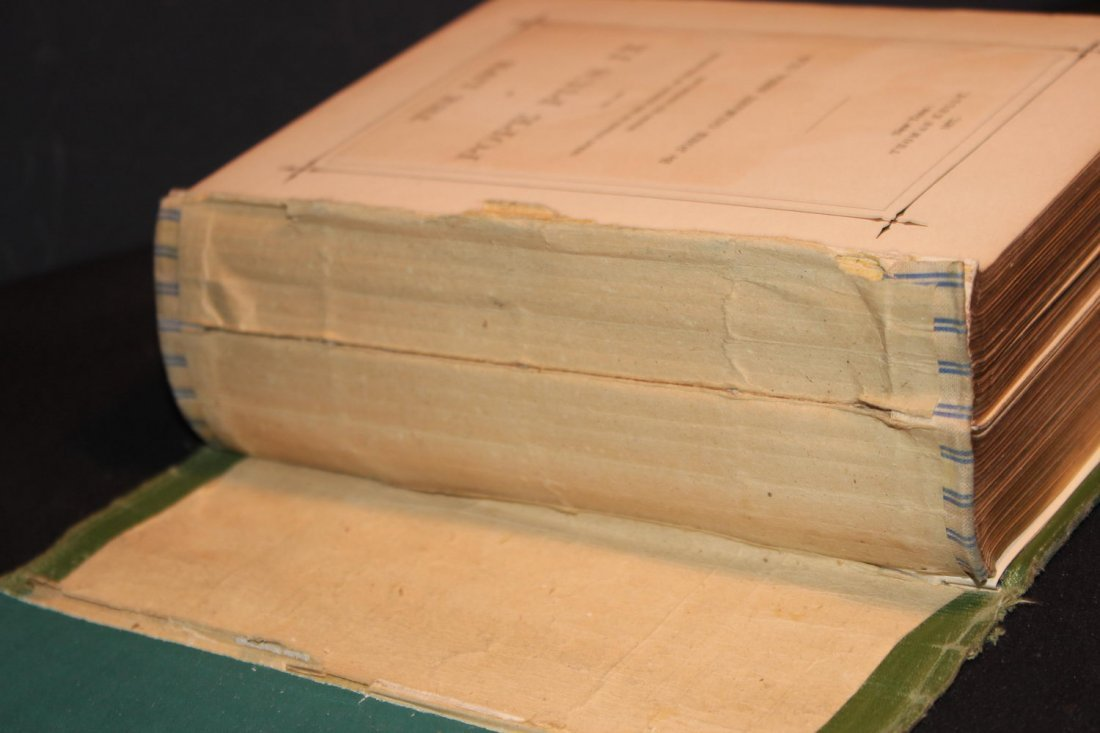 FIRST PRINTING 1877 THE LIVES OF THE POPES WRITTEN BY T - 7