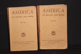 America History And People Paperbacks Published By