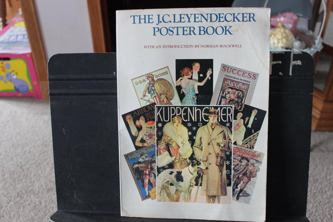 THE JC LEYENDECKER POSTER BOOK INTRODUCTION BY NORMAN