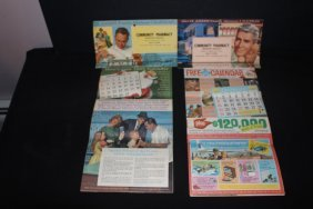 Local Interest 1964 & 1965 Calendars In Very Good Cond.