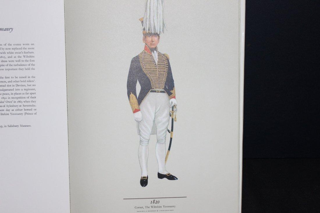 UNIFORMS OF THE YEOMANRY REGIMENTS 1783-1911 1967 HUGH - 4