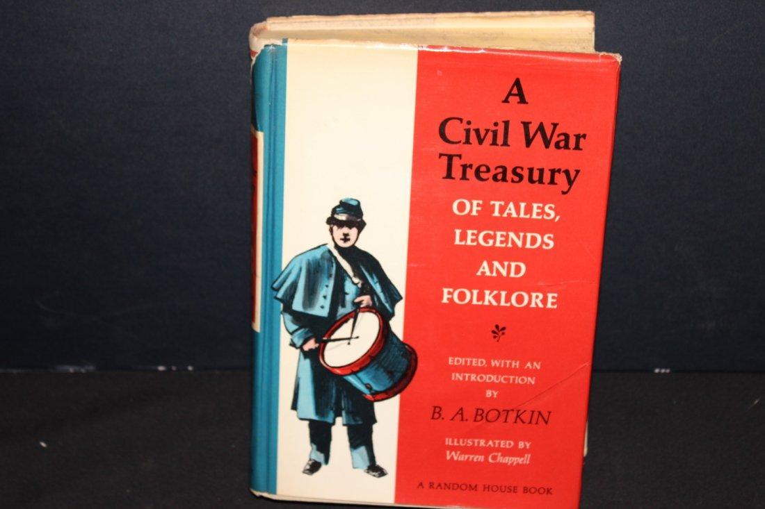 SUPER CIVIL WAR TREASURY TALES, LEGENDS & FOLKLORE - BY - 4