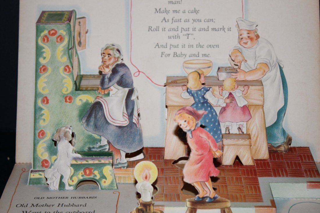 THIS IS A GREAT CHILDRENS BOOK - JOLLY JUMP-UP MOTHER - 2