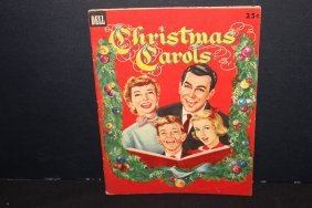 Colorful Christmas Carols In Exc. Cond - Orig Cost