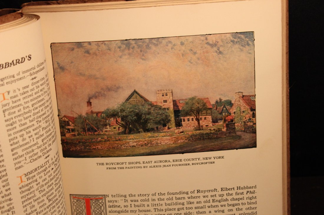ELBERT HUBBARDS SCRAP BOOK -  NY: William H. Wise & Co - 2