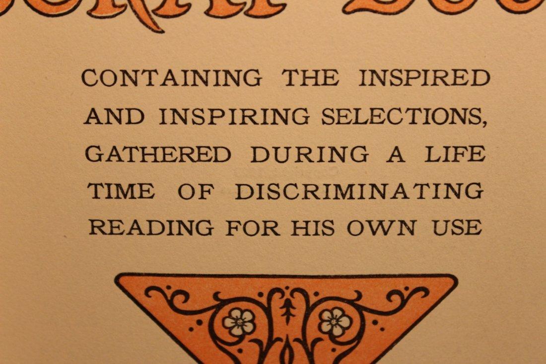 ELBERT HUBBARDS SCRAP BOOK -  NY: William H. Wise & Co - 5