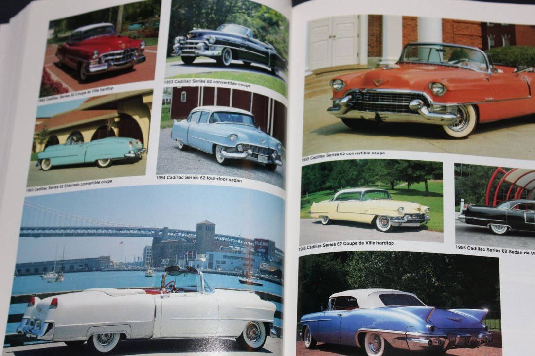 ENCYCLOPEDIA OF AMERICAN CARS - 65 YEARS OF HISTORY W/ - 6