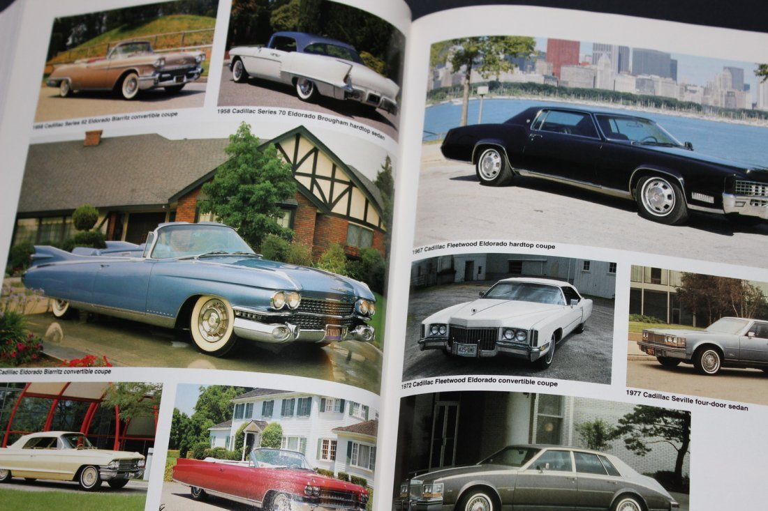 ENCYCLOPEDIA OF AMERICAN CARS - 65 YEARS OF HISTORY W/ - 7