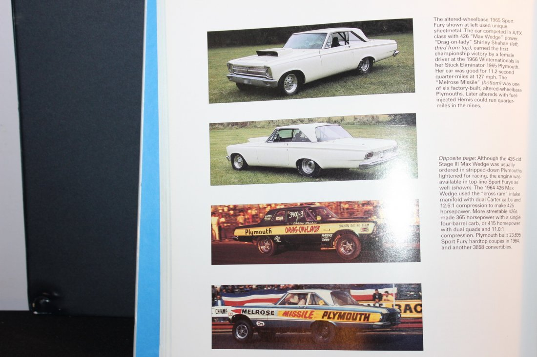 AMERICAN THUNDER MUSCLE CARS - LOT OF PICTURES - GOOD - 3