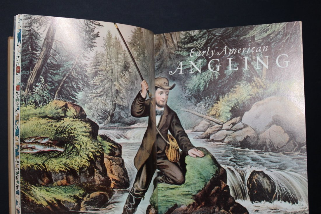THE TREASURY OF ANGLING - GREAT BOOK FOR ALL FISHERMEN - 2