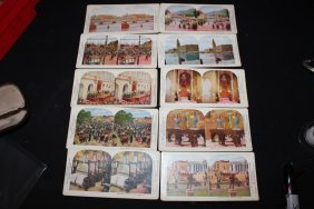 10 Rare Around The World Cards Issued By The Quaker Oat