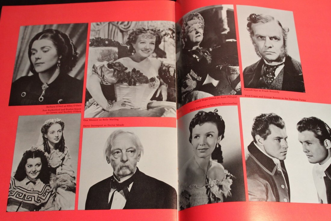 THE STORY OF GONE W/ THE WIND 1967 - 30 PAGES PACKED - 7