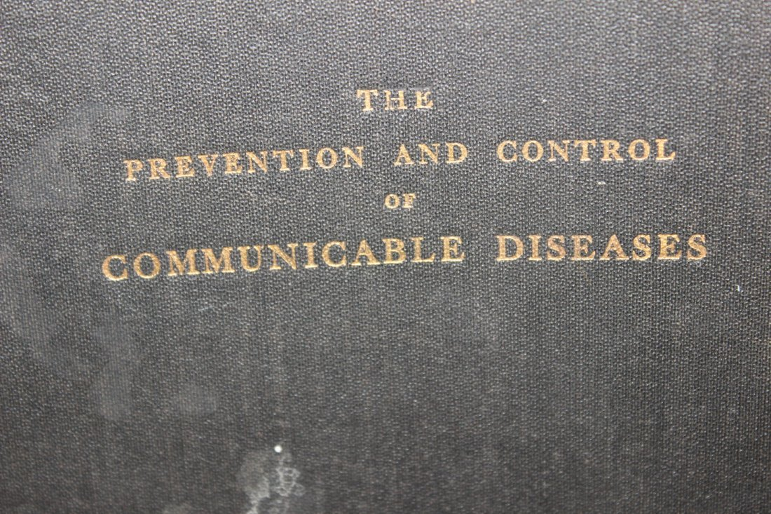 VERY GOOD COLLECTABLE BOOK FOR ALL MEDICAL COLLECTORS - - 2