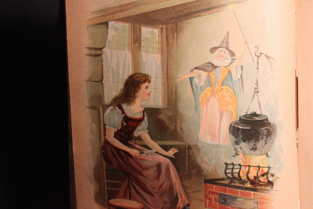 REAL NICE CHILD'S BOOK 1899 YOUNG AMERICANS SPEAKER BY - 3