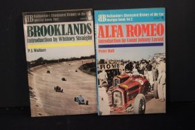 2 - 1971 Car Racing Magazines By Whitney Straight &