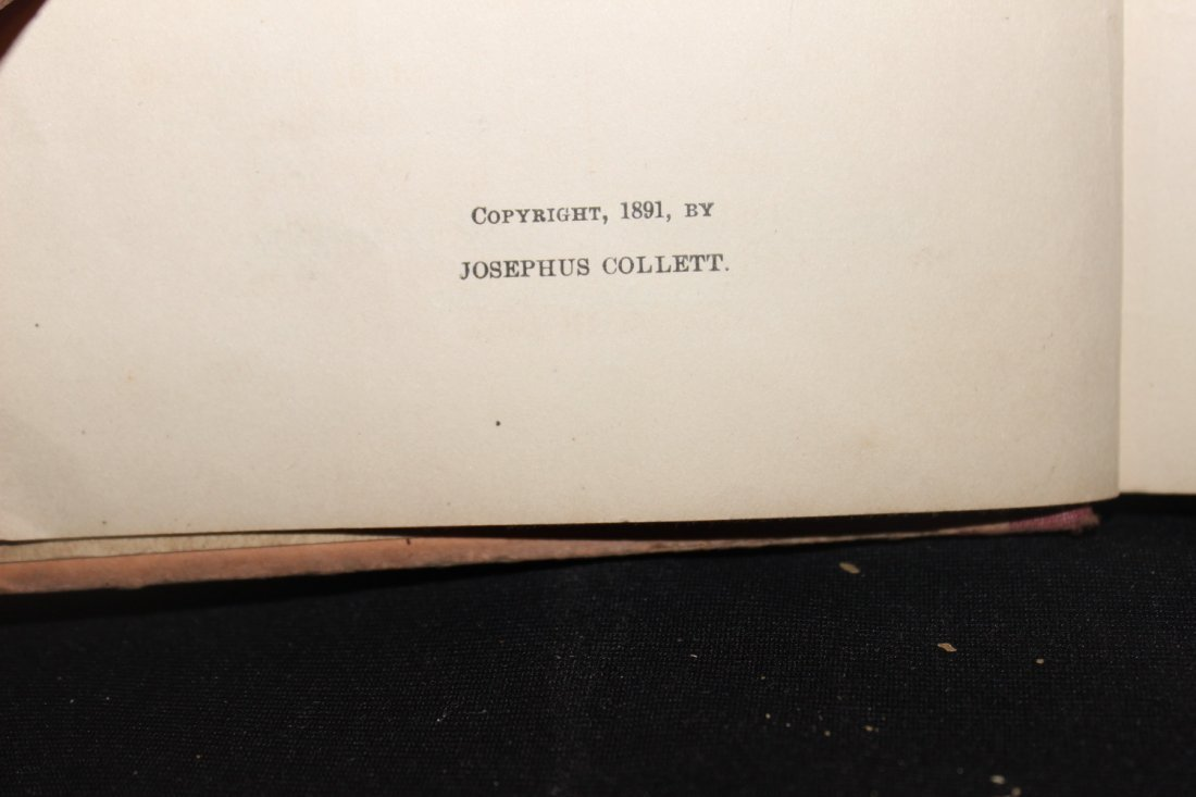 2 NICE OLD SCHOOLBOOKS COMPLETE ARITHMETIC 1870 - 6